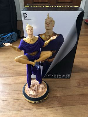 Before Watchmen: Ozymandias Statue DC Collectibles for Sale in Los Angeles, CA