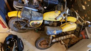 Suzuki and Indian kids motorcycles for Sale in Atlanta, GA