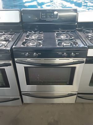 $399 Frigidaire stainless gas stove includes delivery in the San Fernando Valley of warranty and installation for Sale in Los Angeles, CA