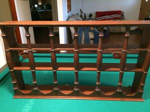 Vintage Knick knack shelf for Sale in Alsip, IL