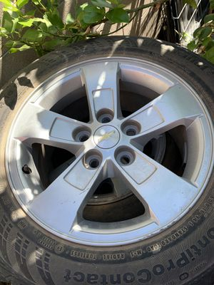 Chevy Stock Tires/Rims for Sale in Glendale, AZ