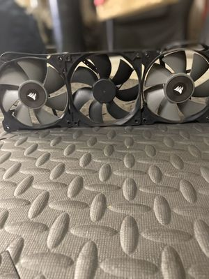 3 Corsair Computer Fans for Sale in Discovery Bay, CA
