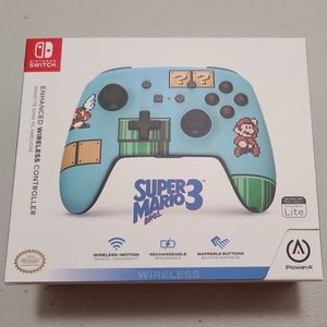 Nintendo Switch Wireless Controller Super Mario Bros 3 for Sale in Fort Lauderdale, FL