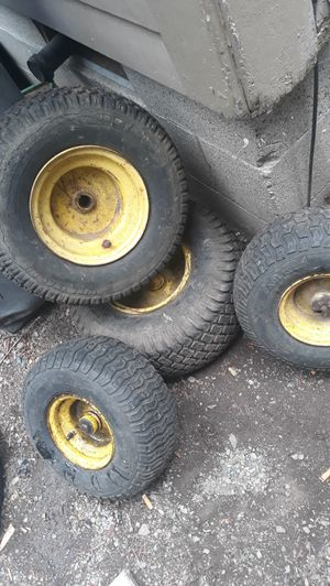 WHEELS OR PARTS for Sale in Tacoma, WA