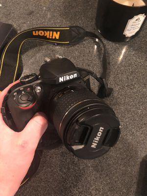 Nikon D3400 for Sale in Scottsdale, AZ