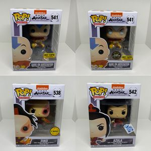 Funko Pop Set: Aang, Chase Aang, Azula, Chase Zuko (Avatar The Last Airbender Exclusives and Chases) for Sale in Westminster, CA