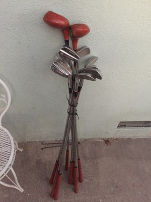 Golf clubs set power master 10 pieces for Sale in San Bernardino, CA