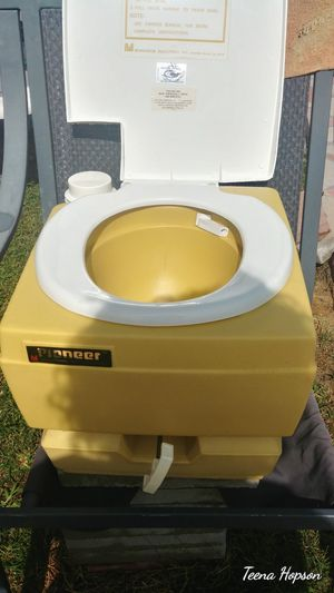 Port a potty to go for Sale in Bristol, VA