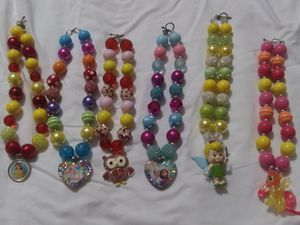 Shiny Bubble necklaces for Sale in Harlingen, TX