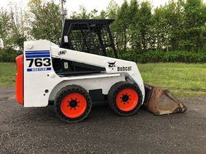 763 high flow bobcat skid steer diesel!! for Sale in Newport News, VA