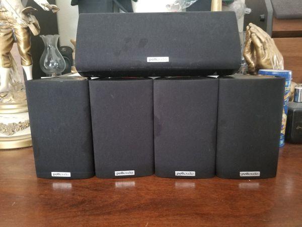 Polk Audio Speakers. $100