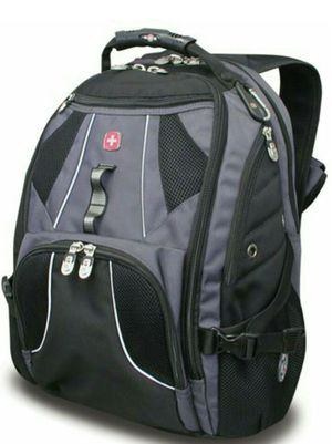 Swiss Gear Wired Laptop Backpack for 17 inch Notebook for Sale in Del Valle, TX