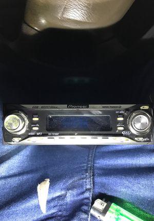 Pioneer stereo for Sale in Riverside, CA