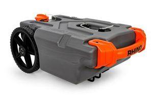 Portable Accessories Camper Heavy Duty RV Waste Holding Tank 15 Gallon Tote Hose Trailer 39000 for Sale in Toledo, OH