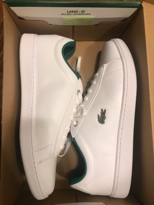 Brand new Lacoste Shoes size 8 for Sale in San Ramon, CA