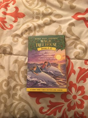 Magic Tree House Book Series! for Sale in Malden, MA