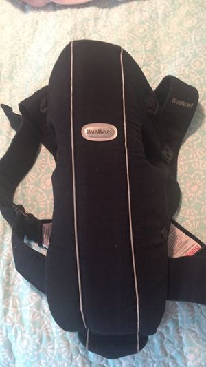 Baby Bjorn baby carrier for Sale in Fairfax, VA