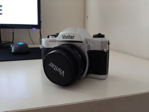 Vivitar v4000s film camera with 50mm f/1.9 for Sale in Kent, WA