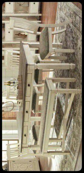 ✔Ashley✔ Bolanburg Antique White/Oak Dining Room Set for Sale in Hyattsville, MD