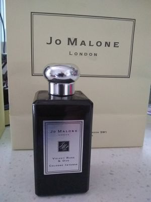 Jo Malone perfume Velvet Rise and Oud for Sale in Sleepy Hollow, NY