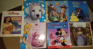Disney soft cover books $2 each for Sale in Mansfield, TX