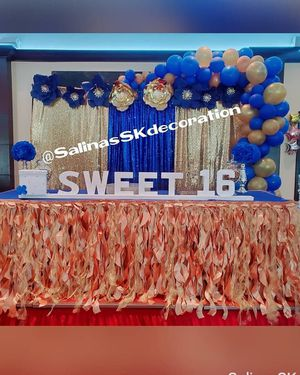 Decoraciones/decorations for all type of event weddings for Sale in Leesburg, VA