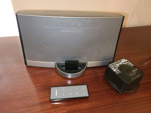 Bose SoundDock Speaker System with Bluetooth Adapter for Sale in Renton, WA