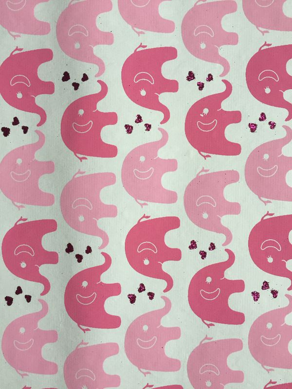 FREE wrapping paper for paper source