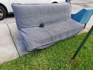 Moving free couch futon sofa dresser for Sale in Miami, FL