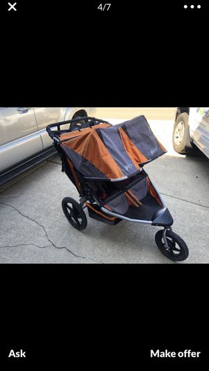 Double Bob Stroller. Great condition. Everything works perfect! for Sale in Wilsonville, OR