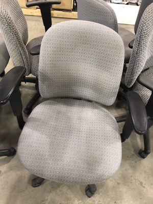 Grey office chairs for Sale in Modesto, CA