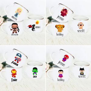 Super hero personalized camper mugs for Sale in El Cajon, CA