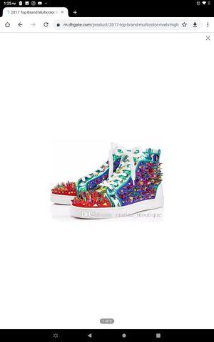Red bottoms/designer shoes for Sale in Washington, DC