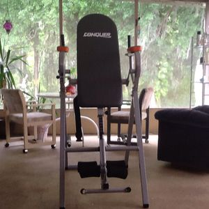 Conquer 6 in 1 Inversion Table for Sale in Auburndale, FL