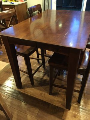 Dining Room Bar Height Table for Sale in Sammamish, WA