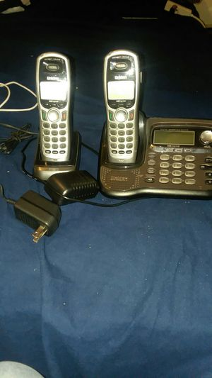 Uniden two phones for Sale in Starkville, MS