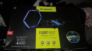 Flight force racing drone with obstacles for Sale in Denver, CO
