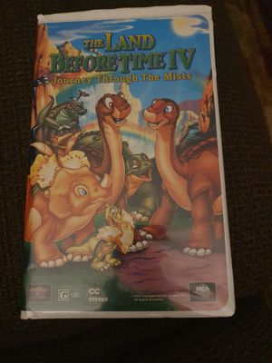 The land before time IV movie for Sale in Ruskin, FL