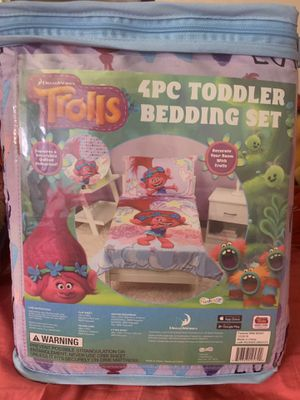 Girls toddler bedding for Sale in New Britain, CT