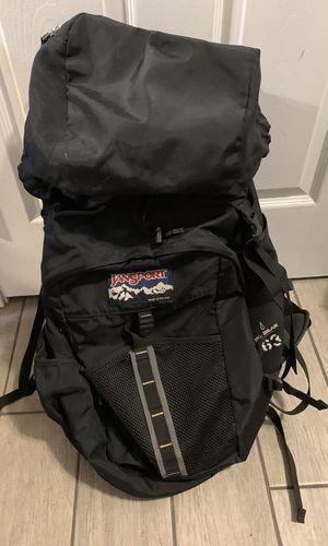 Jansport 63 Big backpack hiking for Sale in Fresno, CA