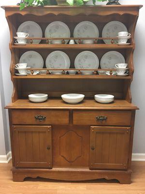 Antique China Hutch for Sale in Murfreesboro, TN