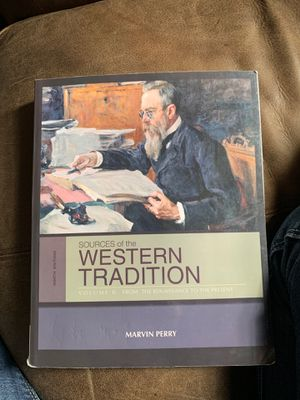 9th edition sources of the western tradition volume II: from the renaissance to the present for Sale in Fort McDowell, AZ