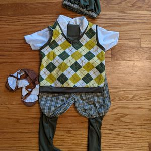 Infant Boy Future Golfer Costume for Sale in Manchester, CT