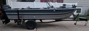 Sylvan Fishing Boat for Sale in Rochester, MN