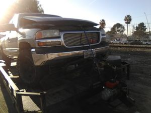 GMC 3/4 ton part out or trade for Sale in Burbank, CA