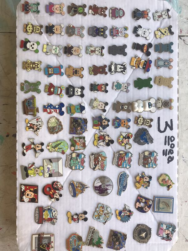 New Original Disney Pins