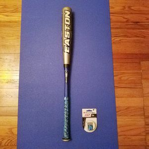 33/30 Mod Bst7 EASTON Stealth sc900 ALLOY BESR CERTIFIED Baseball bat w/new grip for Sale in Conway, SC