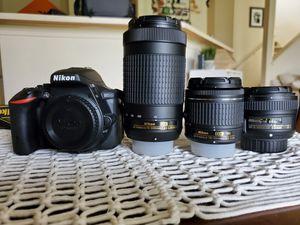 Nikon D5500 DSLR Camera for Sale in Groton, CT