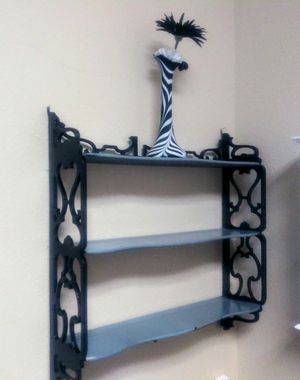 Two Vintage Wall Shelves for Sale in North Richland Hills, TX