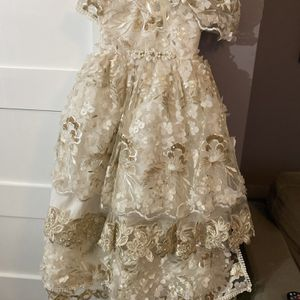 Girls Baptism Dress for Sale in Chicago, IL